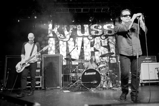 Kyuss Lives! @ HMV Forum, London 03/04/11