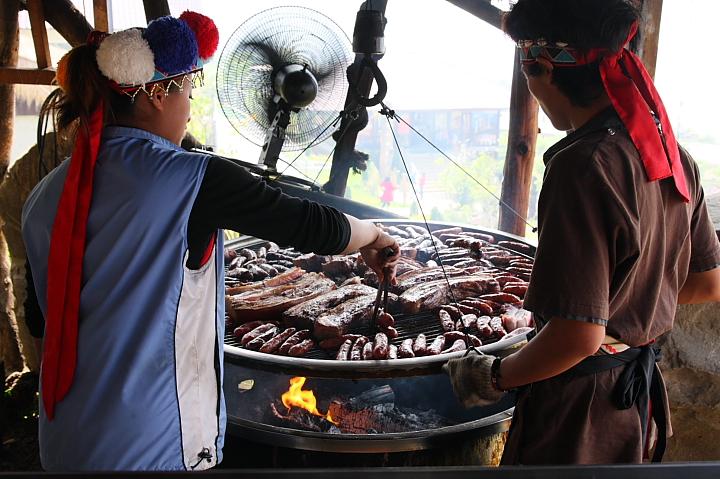 阿里山鄒族文化部落039