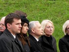 Najbliższa rodzina pary prezydenckiej