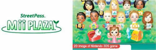 StreetPass Mii Plaza Guide - Puzzle Swap, Find Mii and Magic Types