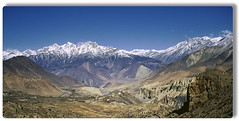 Jharkot Village, Ananpurna Circuit, Nepal (fish-bone) Tags: bravo blueribbonwinner platinumphoto anawesomeshot