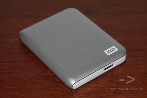 รีวิว ฮาร์ดไดร์ฟ Western Digital My Passport Essential USB 3 0 | RE V –>