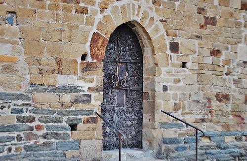 Prunet et Belpuig (Pyrénées orientales), chapelle de la Trinité (8)