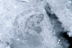 Ice Crystal Formations