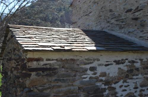 Bouleternère (Pyrénées orientales), chapelle St-Nazaire de Barbadell