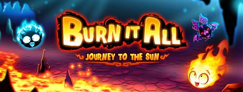 Tout feu tout flamme, voici Burn it All, notre dernier jeu M'sieurs Dames :-)