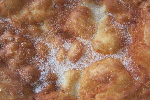 Auntie's Frybread: Cinnamon Sugar Frybread