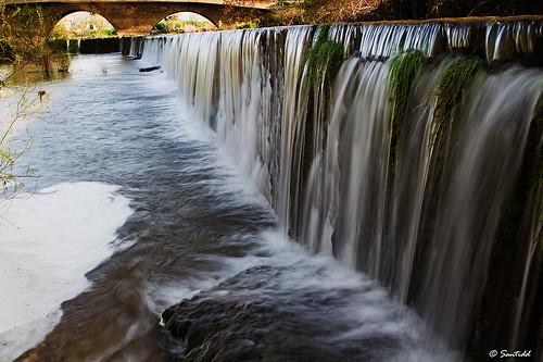 Presa río Bayas