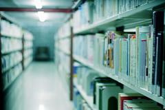 Books (a l e x . k) Tags: guangzhou sun university pentax library   k7 yatsen fa43mmf19