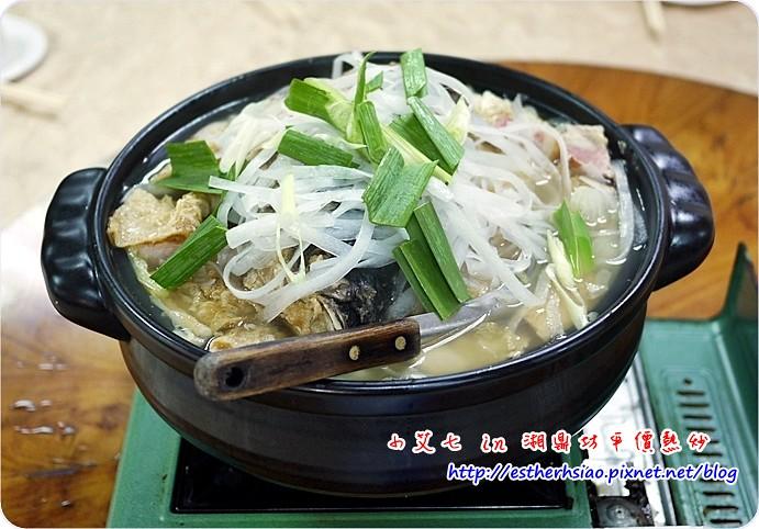 4 沙鍋魚頭