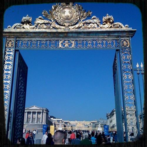 <span>parigi</span>Entrée de Versailles<br><br><p class='tag'>tag:<br/>luoghi | viaggio | parigi | </p>