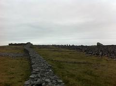 Dún Aonghasa / Dún Aengus walls