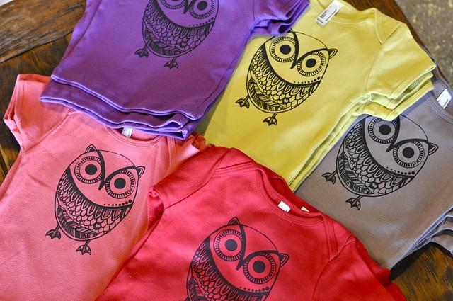 owl tops