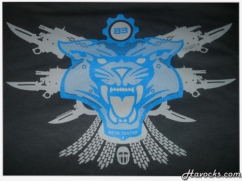 T-Shirt - GoW3 Beta Tester - 02