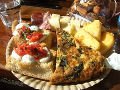 Typical food in Friuli (margieinitaly) Tags: italy food friuli