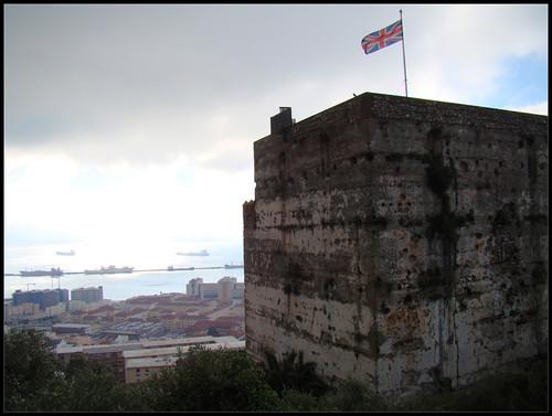 Castillo del Moro, Gibraltar