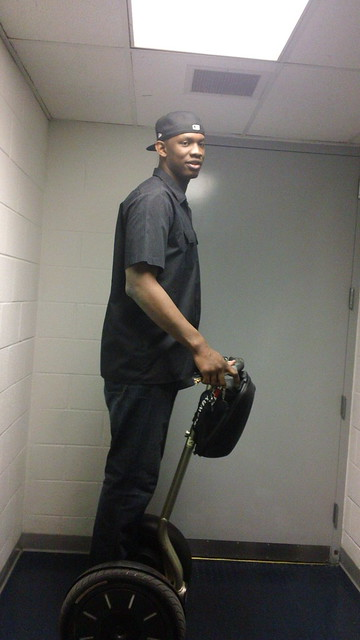 kevin seraphin, washington wizards, truth about it, adam mcginnis, segway, segway seraphin