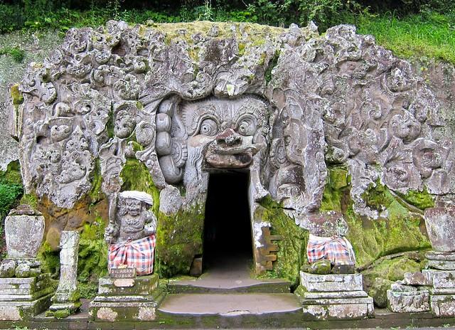 Elephant Cave (Goa Gajah)