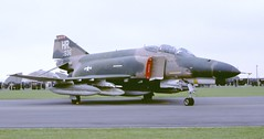 McDonnell Douglas F-4E Phantom II (Nigel Musgrove-2.5 million views-thank you!) Tags: germany august ii hr phantom douglas 50th usaf 1979 raf kirchberg hahn tfw afb mcdonnell mildenhall tfs 740636 tiseo 486th f4e52mc
