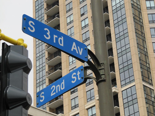 2nd St at 3rd Ave S