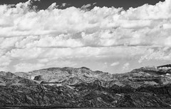 Life's Rich Pageant, Plate 2 (Thomas Hawk) Tags: california bw usa clouds unitedstates desert unitedstatesofamerica deathvalley deathvalleynationalpark natureshand