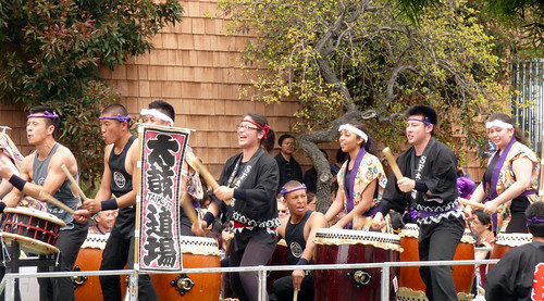 SF Taiko group