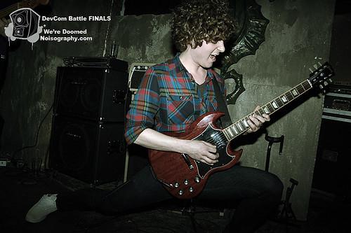 We're Doomed - Devcom Battle of the Bands - April 13th 2011 - 11