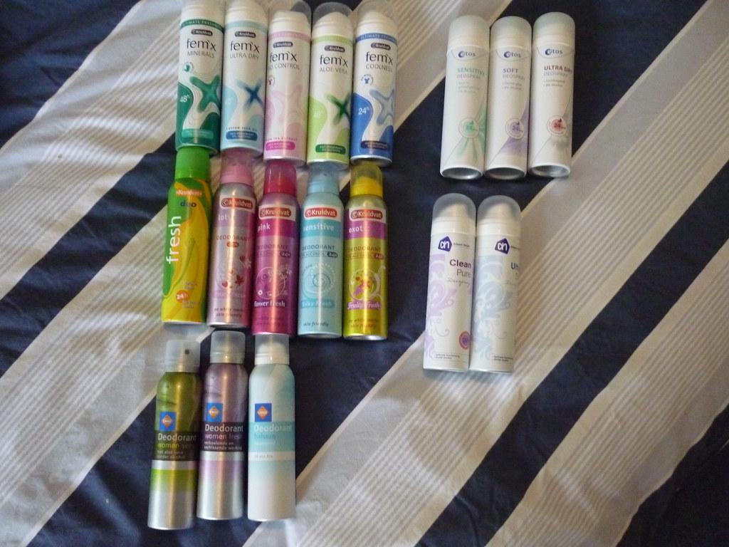 limara antitranspirant dezodorant huismerken odorex deoleen rilanja