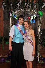 South Prom King & Queen - Simon Plazzoles-Hayes & Hope Davenport