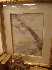 "Boy in a Tree by Donna Schuster, Watercolor • <a style=""font-size:0.8em;"" href=""http://www.flickr.com/photos/51721355@N02/5638653769/"" target=""_blank"">View on Flickr</a>"