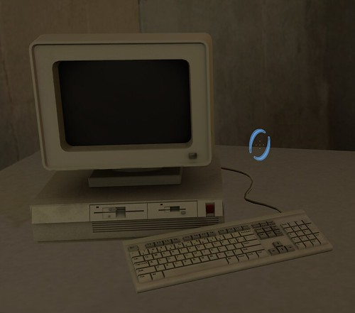 iBM PS/2 in Portal 2