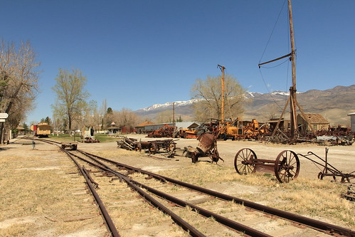 Laws Railroad Museum