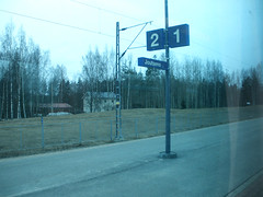 On the way to Imatra