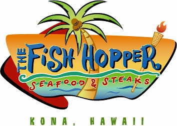 Fish hopper kona logo