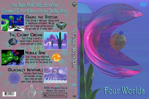 Four Worlds - DVD Cover