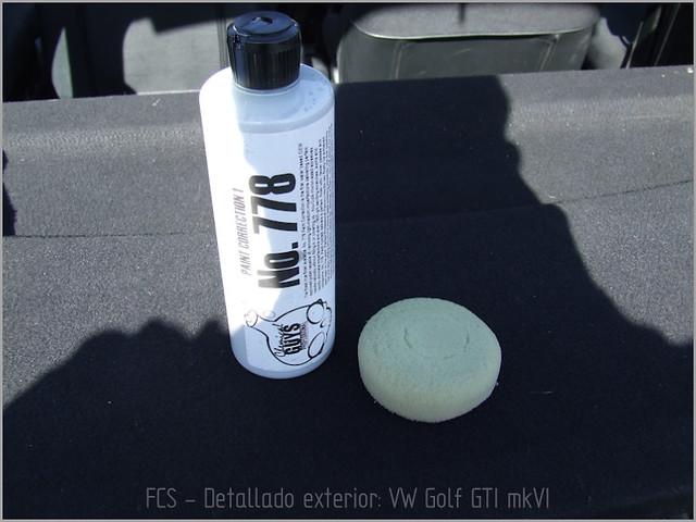 Detallado exterior VW GOLF GTI mkVI-09