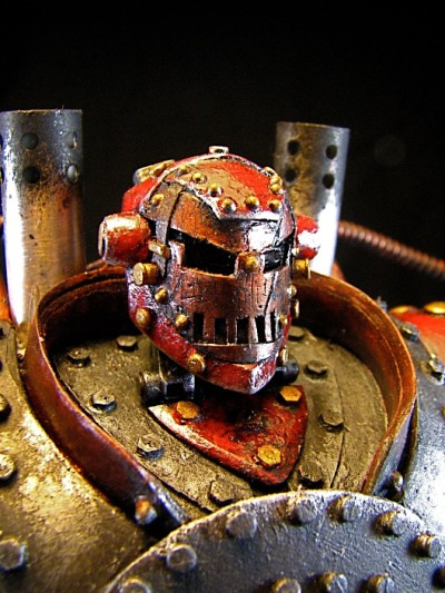 Steampunk Iron Man Custom