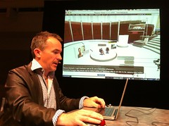 Tom Boellstorff at YBCA and Second Life