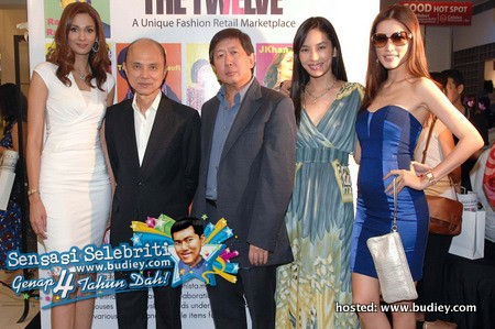 Kavita Sidhu, Dato' Jimmy Choo, Heah Sieu Lay, Andrea Fonseka, Amber Chia