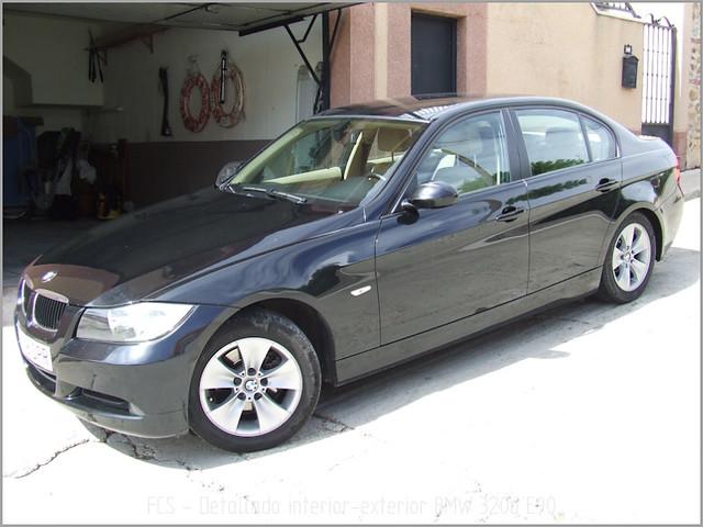 BMW 320d E90-19