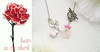 ♥C210 (♥adornoartesanato♥) Tags: pink flowers flores vintage silver necklace handmade rosa owl colar jewerly mocho prateada adornoartesanato bijutraia