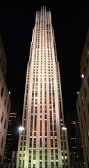 rockefeller centre (gigarimini (busy on/off)) Tags: nyc trip travel newyork canon centre rockefeller 450d