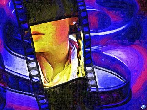 'La Dama Escondida', crítica de una película inexistente por Jonay Armas.