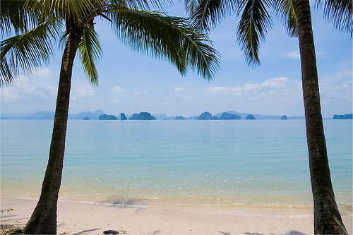 East coast of Koh Yao Noi