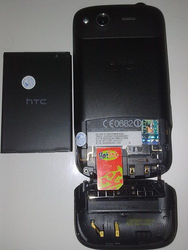 Transfer my stuff to HTC Desire S