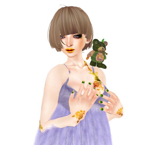:::Dimbula Rose::: ToxicHoney skin/LB