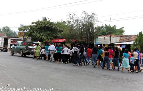 Funeral Procession, El Congo