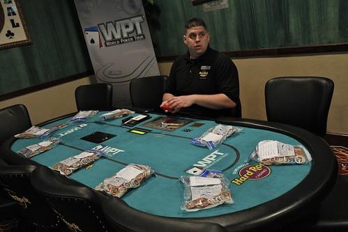 ... WPT Seminole Hard Rock Showdown: 6926 Player Chip Bags