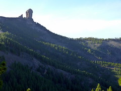 Gran Canaria - Roque Nublo in the Winter