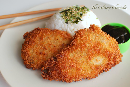 Tonkatsu is such a delicious meal to pull together when I need a quick ...